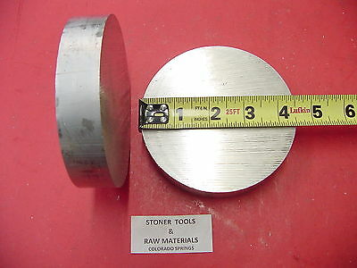 "Lathe Bar Stock my ref# R203 5-1//2/"" Diameter 6061 Alum Round x 4-1//2/"" Length"