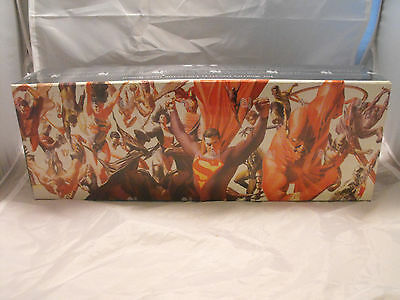 Vs System Dc Justice League Of America Collectors Deck Tins Sealed Box