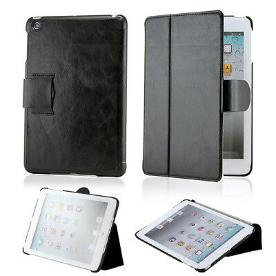 Ultra Slim Luxury Leather Case Stand Cover For Apple iPad Mini 1 2 3