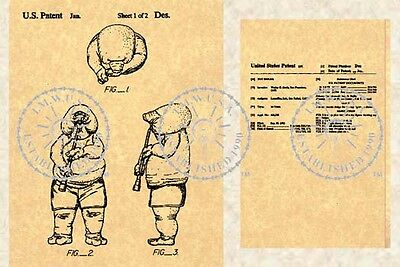 US Patent for DROOPY McCOOL - STAR WARS #143