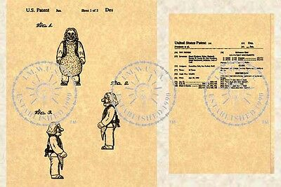 US Patent Granted for UGNAUGHT - STAR WARS #125