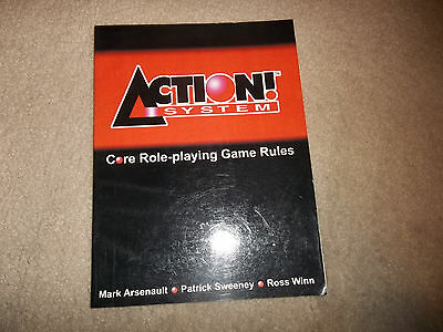 Action System RPG Core Rulebook