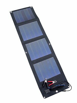 Flexible Solar Film 17V/10W - Car Battery (12V) Solar Charger