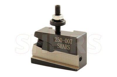 Shars Oxa #7 Parting Blade Tool Holder Cnc Lathe Tool Post Oxa 250-007