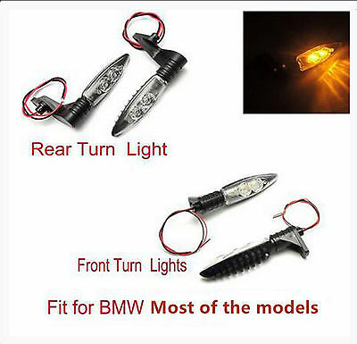 For BMW R1200GS 2009-2014 Turn Indicator LED Signal Light R1200 GS Front & Rear