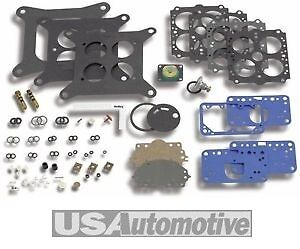 Holley 600cfm 0-1850 Carburetor Carb Rebuild Kit Model No: 4160. Part No 37-119