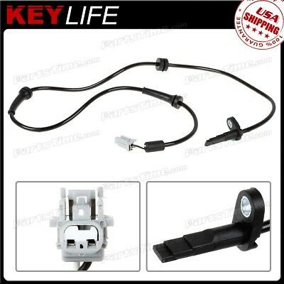 ABS Wheel Speed Sensor Left/Right Front ALS1442 For 2009-2013 Nissan Maxima 3.5L