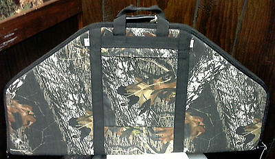 """Neet Compound Bow Case, 36"""" Breakup with pocket (BC-708)"""
