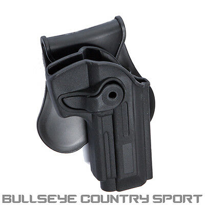 Strike Systems Polymer Molded Holster M92 Models Black 18216 Airsoft Green Gas