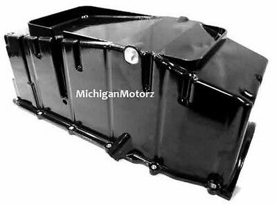 MerCruiser 8.1L, 496 ci Marine Oil Pan with Baffle - 881653