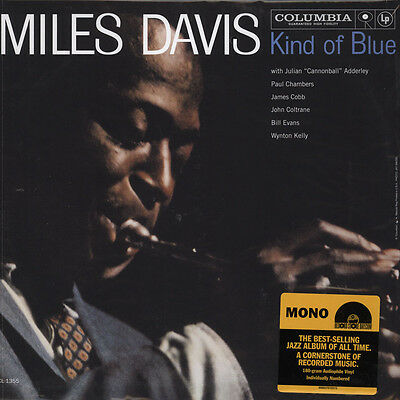 Miles Davis - Kind Of Blue (Vinyl LP - 2013 - US - Original)