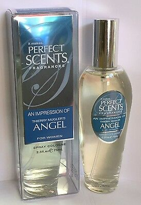 New Perfect Scents Impression of  Angel For Women 2.5 oz