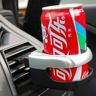 Auto Car Air Vent Bottle Can Coffee Drinking Cup Holder Bracket Mount Tray WD