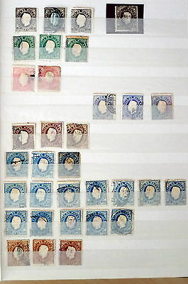 Mozambique Mocambique 1876-1953  Collection/stock About 2550 Stamps ! (49 Scans)