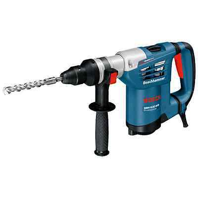 Bosch GBH4-32DFR 110V SDS Rotary Hammer Drill In Carry Casse + Accessories