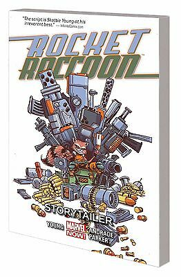 Rocket Raccoon Volume 2: Storytailer Softcover Graphic Novel