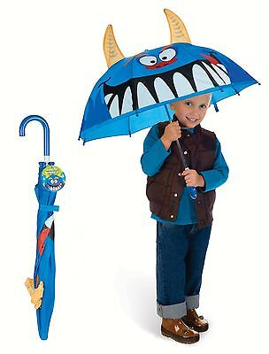 Children's Monster Umbrella for Boys & Girls Adorable!