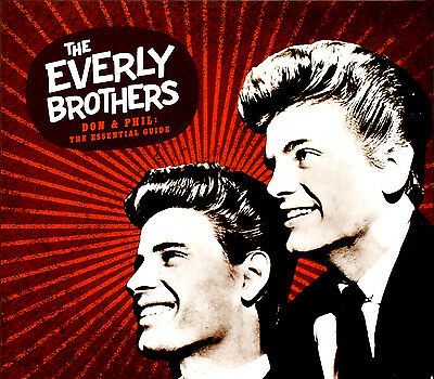 The Everly Brothers ~ Essential  New 2Cd Greatest Hits / Best Of 1957 - 1965