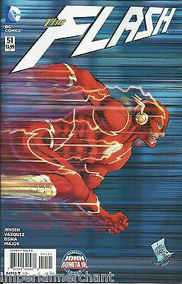 DC Flash comic issue 51 Limited variant