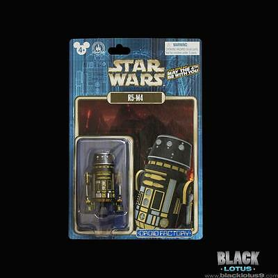 NEW RARE Disney Star Wars R5-M4 Droid Factory Action Figure May the 4th 2016
