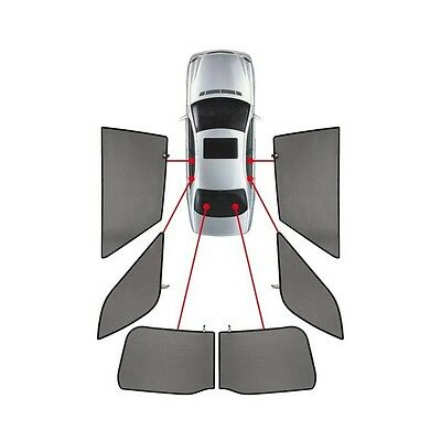 TENDINE PRIVACY PARASOLE Opel Astra K Sports Tourer (03/16 IN POI)