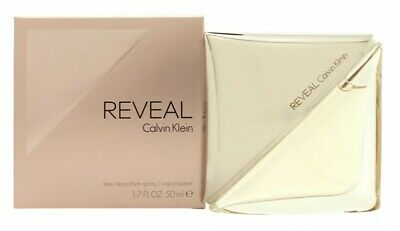 Calvin Klein Reveal Eau De Parfum 50Ml Spray - Women's For Her. New