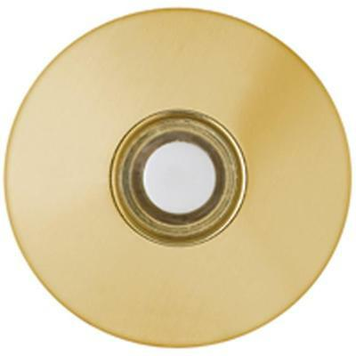 Thomas & Betts-Carlon DH1260L Stucco Button Brass Finish