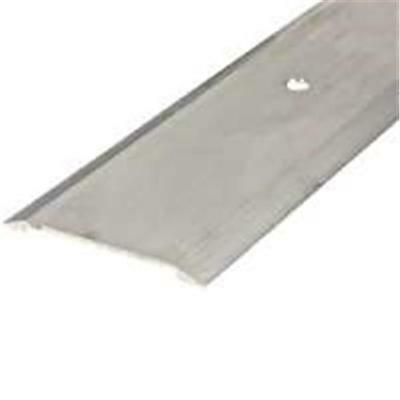 Thermwell Products ST175 Threshold 1.75 Flat Top Silver