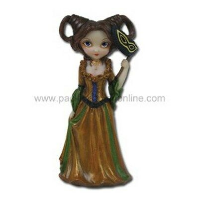 AT THE MASQUERADE BALL Fairy Ornament Jasmine Becket-Griffith Strangeling faerie
