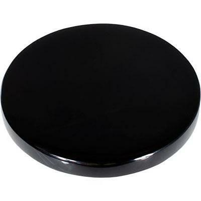 "3"" Black Obsidian Scrying Mirror!"