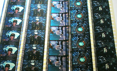 Disney's - 101 Dalmations -  Rare Unmounted 35mm Film Cells - 5 Strips