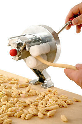 Nudelmaschine Little Mama Gnocchi Cavatelli Pasta Noodle Making Machine A Pates