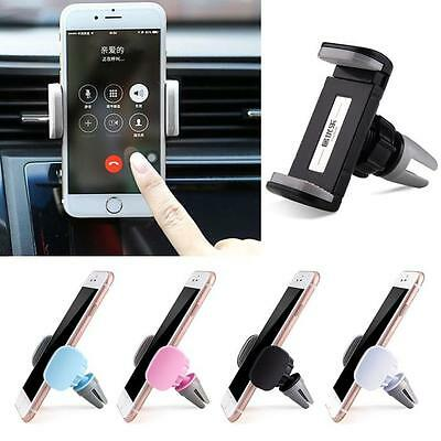 Universal Car Air Vent Mount Cradle Stand Holder For iPhone Samsung Smartphone