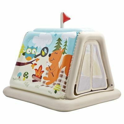 """50"""" Intex Inflatable Animal Trails Children Kids Indoor Play Tent Toy Game"""