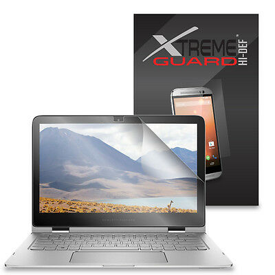 3-Pack XtremeGuard HI-DEF Screen Protector For HP Spectre X360 15T