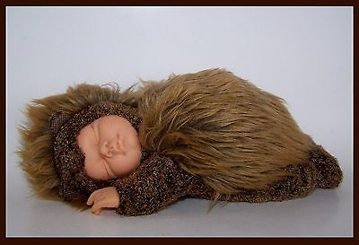 Anne Geddes Hedgehog Baby
