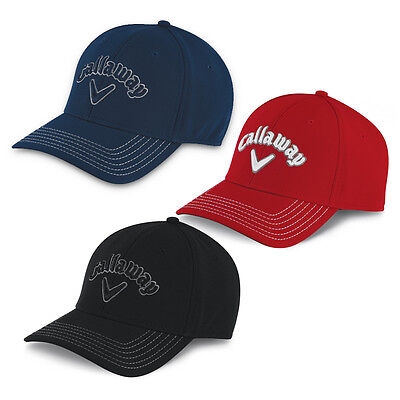 2015 Callaway Stretch Fitted Cap CLOSEOUT NEW
