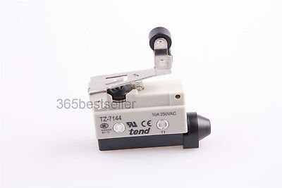 TZ-7144 AC 380V 10A SPDT 1NO+1NC Snap Action Roller Lever Limit Switch