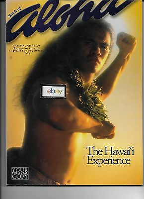 "Aloha Airlines ""spirit Of Aloha"" Inflight Magazine 11/2005 Hawaii Experience"