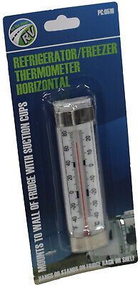 Fridge/Freezer Thermometer New Large Caravan Boat RV Parts Accessories Parts