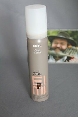 (7,98€/100ml) Eimi Extra Volume Styling mousse extra strong 75ml Wella Volumensc