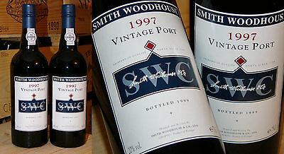 1997er Smith Woodhouse - Vintage Port - Top !!!!!