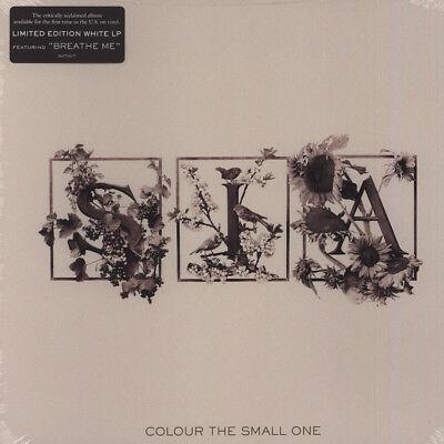 Sia - Colour The Small One (Vinyl LP - 2004 - US - Reissue)