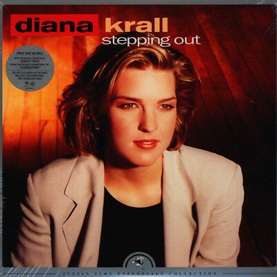 Diana Krall - Stepping Out Vinyl US 2LP
