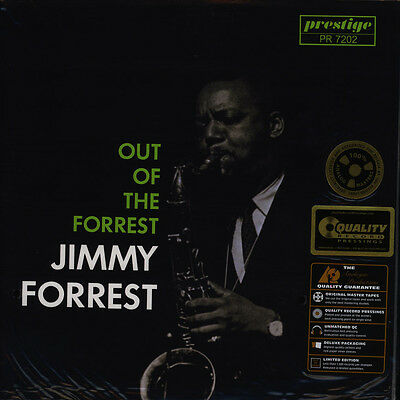 Jimmy Forrest - Out Of The Forrest (Vinyl LP - 1961 - US - Reissue)