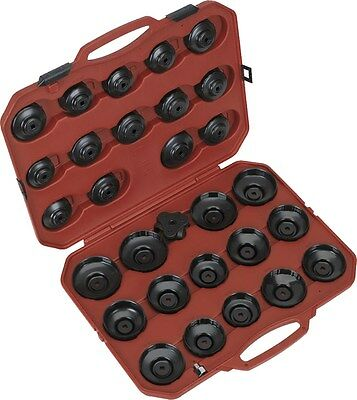 Tool Hub 9175 Oil Filter Cup Wrench Set 30 Piece