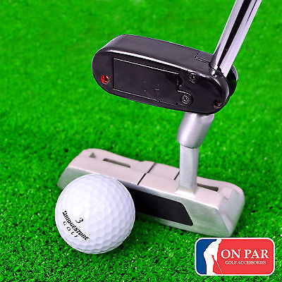 Father Day Gift Idea For Him Golf Putter Laser - Training Alignment Practice Aid