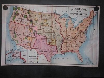 United States Territories Texas 1845 Louisiana Purchase 1803 Florida 1819 Map