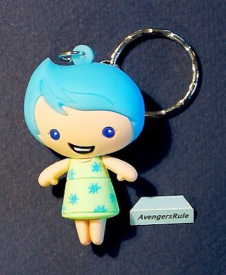 Disney Figural Keyring Series 6 3 Inch Joy