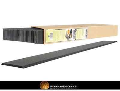 Woodland Scenics ST1463 Track Bed Strips (x36) O Gauge